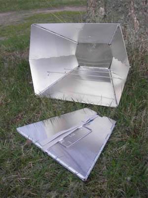 Svante Freden S Reflector Oven Scoutmastercg Com