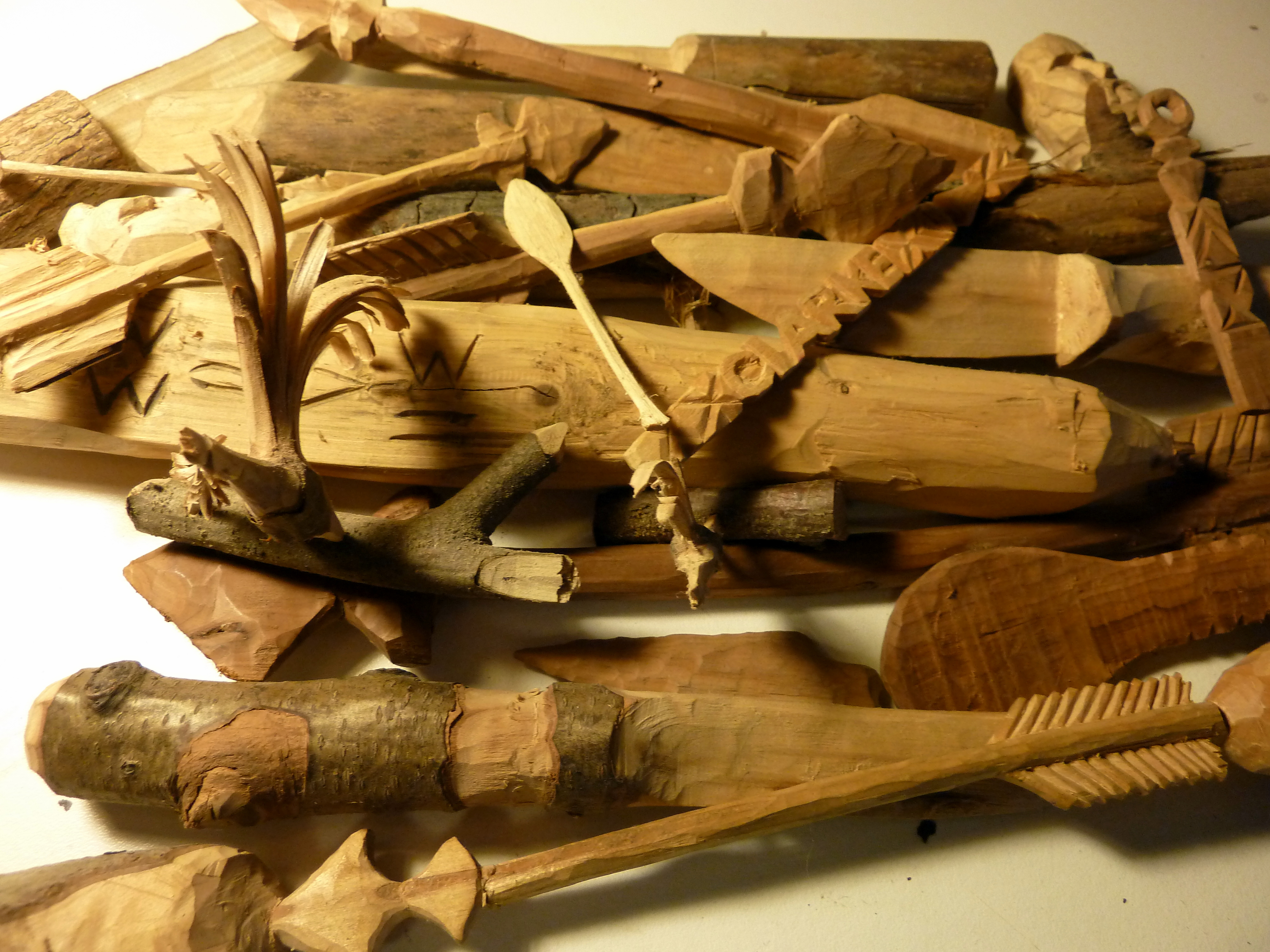 easy whittling projects