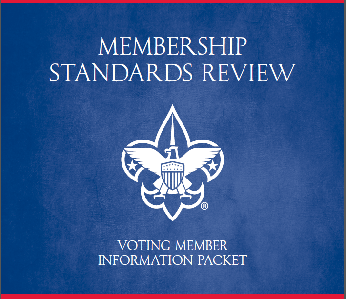 B.S.A. Membership Standards Review Information