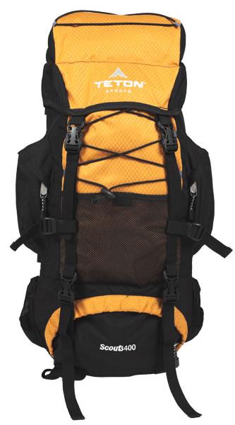 Scout3400- orangeL