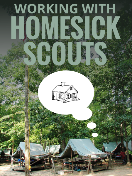 homesick scouts
