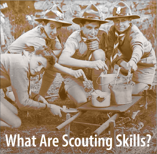 What Are Scouting Skills