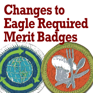 eagle merit badges