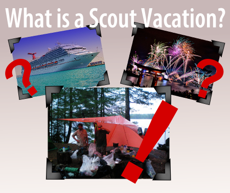 scout vacation