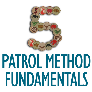 five patrol method fundamentals