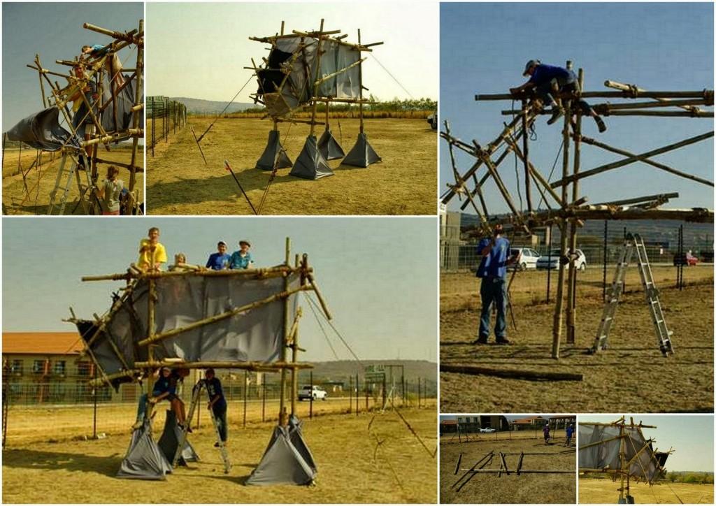 pioneering sculpture