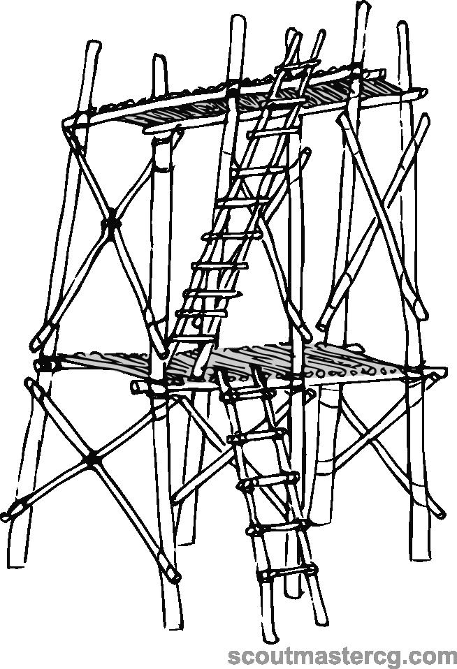 pioneering tower
