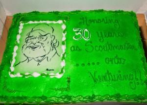 You gotta have a cake!